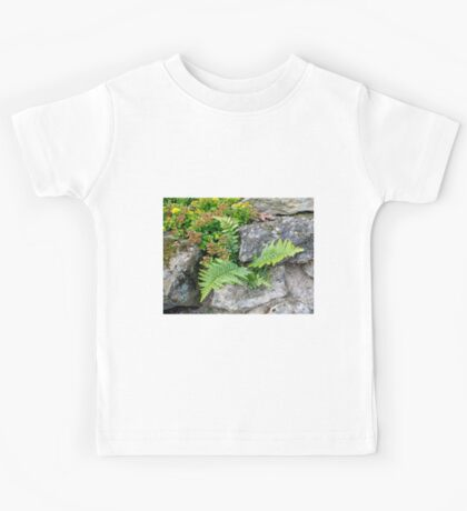 Fern and Rockery Kids Tee