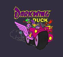Darkwing Duck Motorcycle Unisex T-Shirt