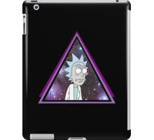 Trippy Rick and Morty iPad Case/Skin