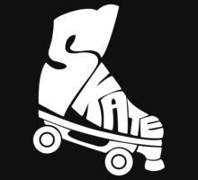 Skate! One Piece - Short Sleeve