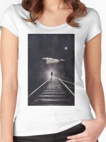 Tales of a Somnambulist Women's Fitted Scoop T-Shirt