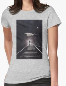 Tales of a Somnambulist Womens Fitted T-Shirt