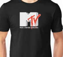 Meat is Torture and Violence Unisex T-Shirt