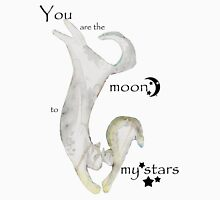 You are the moon to my stars T-Shirt