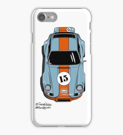 Porsche 911 Gulf iPhone Case/Skin