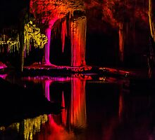 Lake Cave Reflections by robcaddy