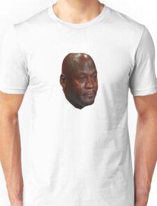 Jordan Crying Unisex T-Shirt