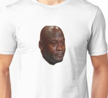 Jordan Crying Unisex T-Shirt