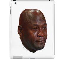 Jordan Crying iPad Case/Skin