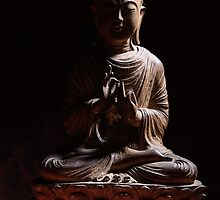 Calming Buddha by Kevin Hayden Paris