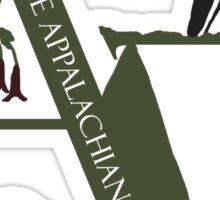 Lure of the Appalachian Trail Sticker