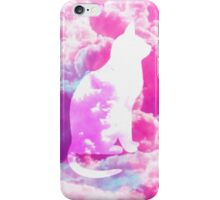 Cute Cat Galaxy iPhone Case/Skin
