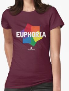 Loreen - Euphoria [Eurovision Winners] Womens Fitted T-Shirt
