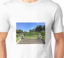 Lion Dogs  Unisex T-Shirt