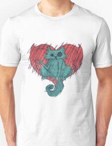 Valentine's Cat T-Shirt
