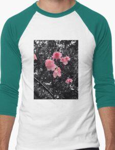 Cherry Blossom Black & White T-Shirt