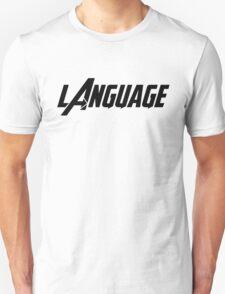 Captain America - Language Unisex T-Shirt