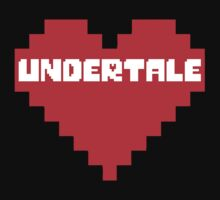 Undertale by mishtar