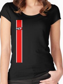 N7 Women's Fitted Scoop T-Shirt