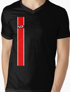 N7 Mens V-Neck T-Shirt