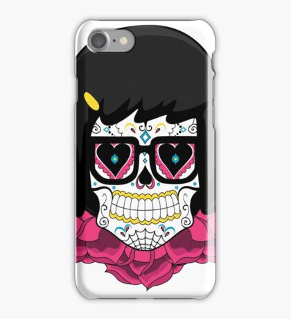 Sugar Skull Tina iPhone Case/Skin