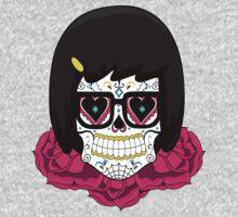 Sugar Skull Tina One Piece - Short Sleeve
