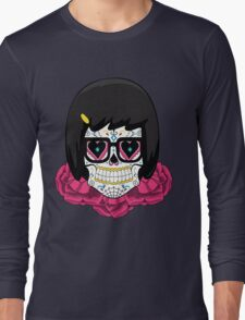 Sugar Skull Tina Long Sleeve T-Shirt