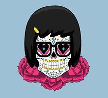 Sugar Skull Tina Unisex T-Shirt