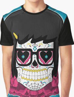 Sugar Skull Tina Graphic T-Shirt