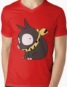 P-chan Mens V-Neck T-Shirt