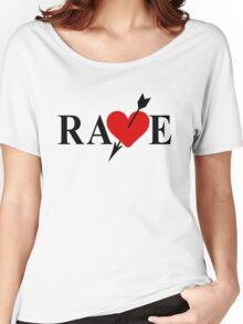 Rave Women's Relaxed Fit T-Shirt