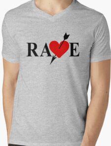 Rave Mens V-Neck T-Shirt