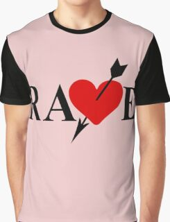 Rave Graphic T-Shirt