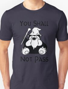 Pokemon Snorlax Quote Unisex T-Shirt