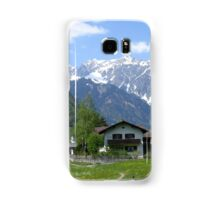 Summer in the mountains  Samsung Galaxy Case/Skin