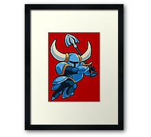 Shovel Framed Print