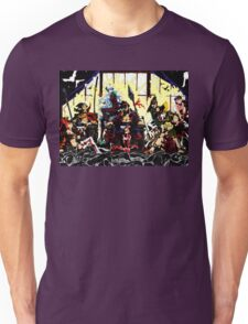 The three kings Unisex T-Shirt