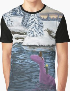 Winters Journey - Earthbound Graphic T-Shirt