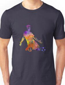 man soccer football player 13 Unisex T-Shirt