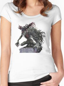 The Clerical Beast Women's Fitted Scoop T-Shirt