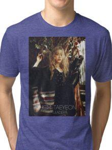Kim Taeyeon - 'I' #1 Tri-blend T-Shirt