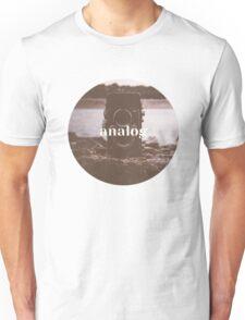 Analog Unisex T-Shirt