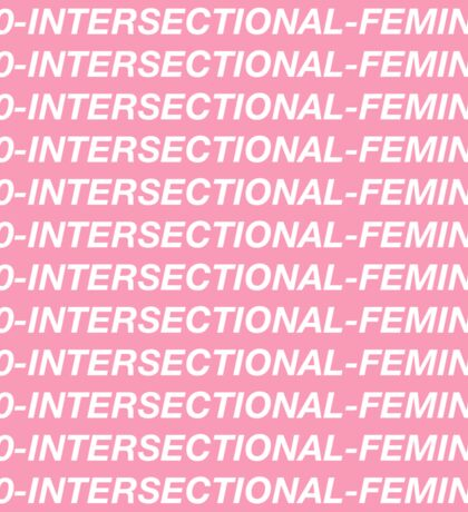 1800-Intersectional-Feminist Sticker