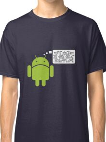 Android Paranoia Classic T-Shirt