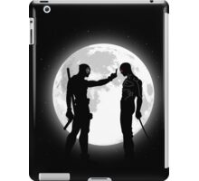 tacos vs chimichangas iPad Case/Skin