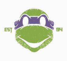 Legendary Turtles - Donnie Kids Tee