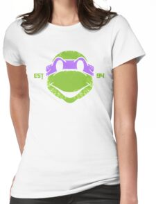 Legendary Turtles - Donnie Womens Fitted T-Shirt