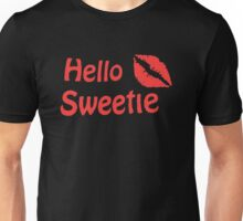 River Song Hello Sweetie Unisex T-Shirt
