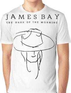 JAMES BAY LOGO Graphic T-Shirt