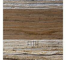 Woodgrain Photographic Print